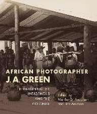 African Photographer J. A. Green