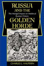 Russia and the Golden Horde