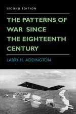 Patterns of War Since the Eighteenth Century