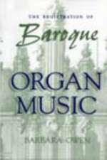Registration of Baroque Organ Music:  Lesbians, Feminists, and the Limits of Alliance