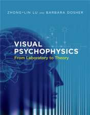 Visual Psychophysics – From Laboratory to Theory