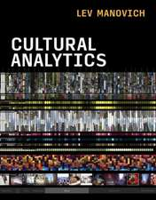 Manovich, L: Cultural Analytics