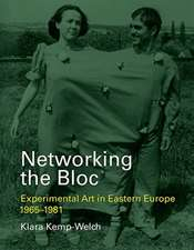 Networking the Bloc – Experimental Art in Eastern Europe 1965–1981