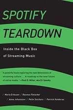 Spotify Teardown – Inside the Black Box of Streaming Music