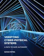 Mitra, S: Verifying Cyber-Physical Systems
