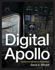 Digital Apollo – Human and Machine in Spaceflight