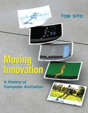 Moving Innovation – A History of Computer Animation