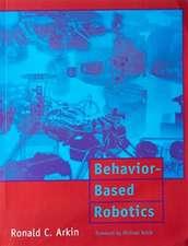 Behavior–Based Robotics