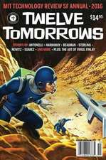 Twelve Tomorrows 2016