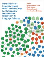 Development of Linguistic Linked Open Data Resources for Collaborative Data–Intensive Research in the Language Sciences