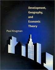 Development, Geography & Economic Theory