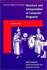 Instructor′s Manual to Accompany Structure and Interpretation of Computer Programs