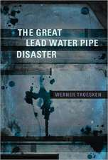 The Great Lead Water Pipe Disaster