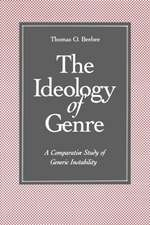 The Ideology of Genre
