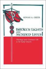 Broken Lights and Mended Lives