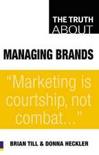 The Truth About Brands