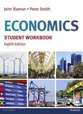 Sloman, J: Economics Student Workbook
