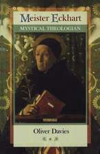 Meister Eckhart - Mystical Theologian:  The Power of Old Testament Story Telling