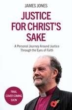 Justice for Christ's Sake