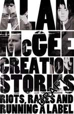 McGee, A: Creation Stories