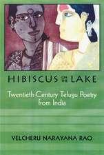 Hibiscus on the Lake