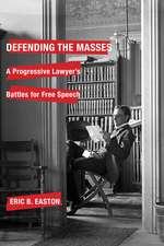 Defending the Masses