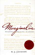 Marginalia – Readers Writing in Books