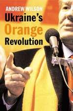 Ukraine's Orange Revolution