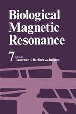 Biological Magnetic Resonance: Volume 7
