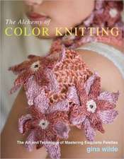 The Alchemy of Color Knitting: The Art and Technique of Mastering Exquisite Palettes