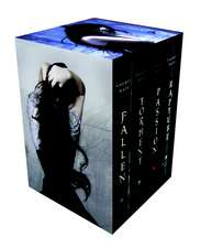 The Fallen Series Boxed Set:  A Tale Inspired by Albert Einstein's Childhood