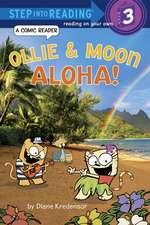 Ollie & Moon:  Aloha!