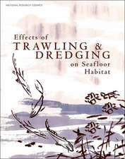 Effects of Trawling and Dredging on Seafloor Habitat