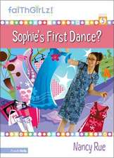 Sophie's First Dance