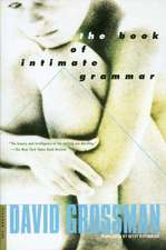 The Book of Intimate Grammar