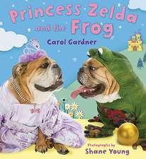 Princess Zelda and the Frog