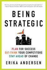 Being Strategic