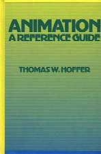 Animation:  A Reference Guide