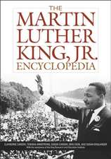 The Martin Luther King, Jr., Encyclopedia:  An Annotated Bibliography of English Language Publications, 1948-1993