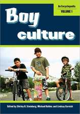 Boy Culture, 2-Volume Set:  An Encyclopedia