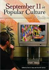 September 11 in Popular Culture: A Guide