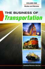 The Business of Transportation [2 Volumes]