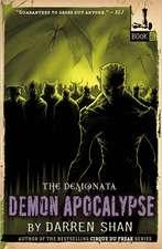 The Demonata #6: Demon Apocalypse