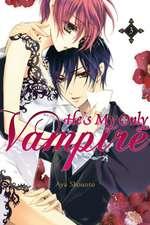 He's My Only Vampire, Vol. 3