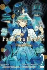 PandoraHearts ~Caucus Race~, Vol. 2 (light novel)