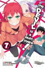 The Devil Is a Part-Timer!, Vol. 7 (manga)