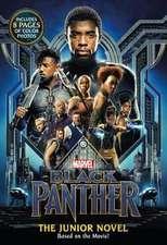 MARVEL's Black Panther: The Junior Novel