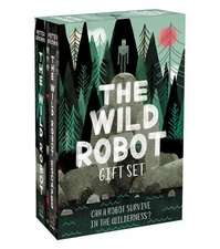The Wild Robot Hardcover Gift Set