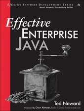 Effective Enterprise Java