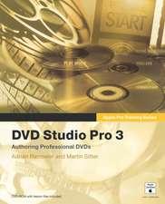 Apple Pro Training Series: DVD Studio Pro 3